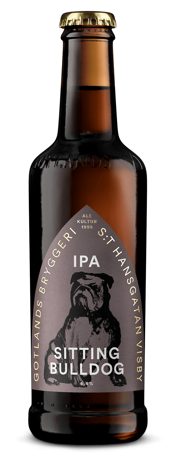Sitting Bulldog IPA
