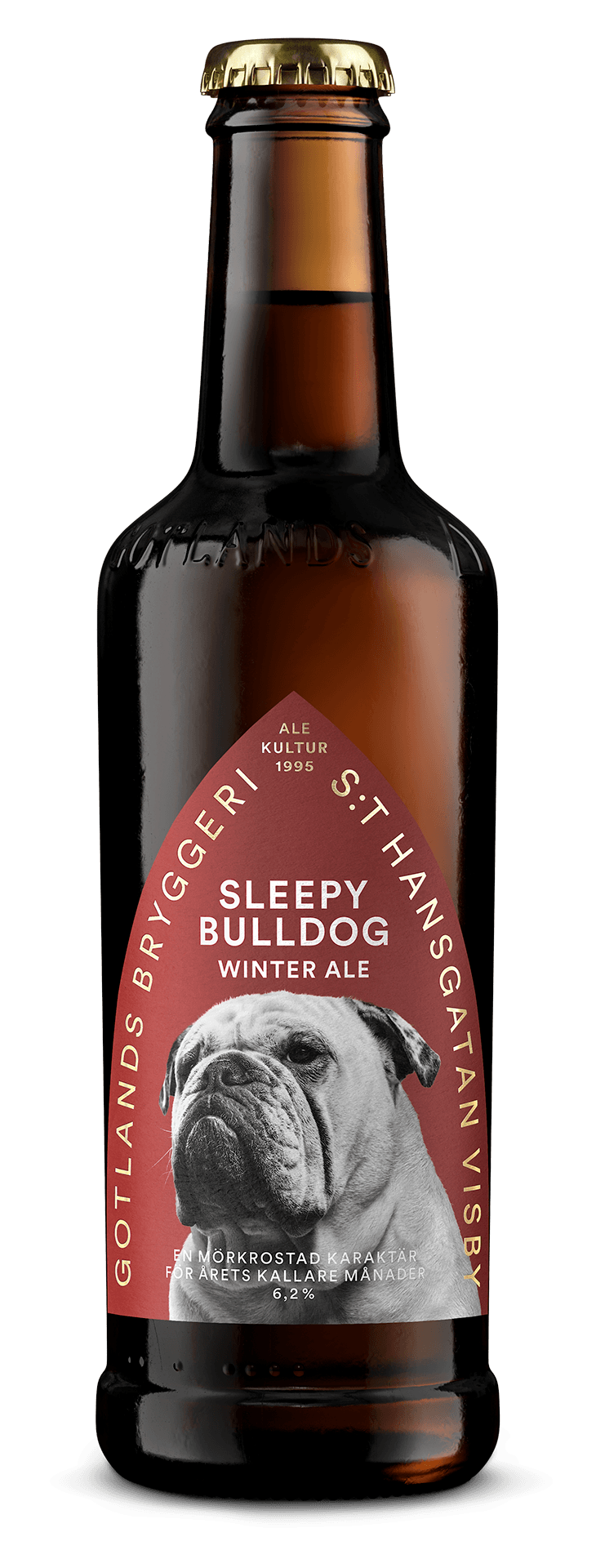 Sleepy Bulldog