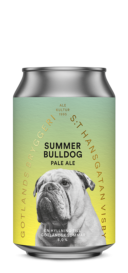 Summer Bulldog