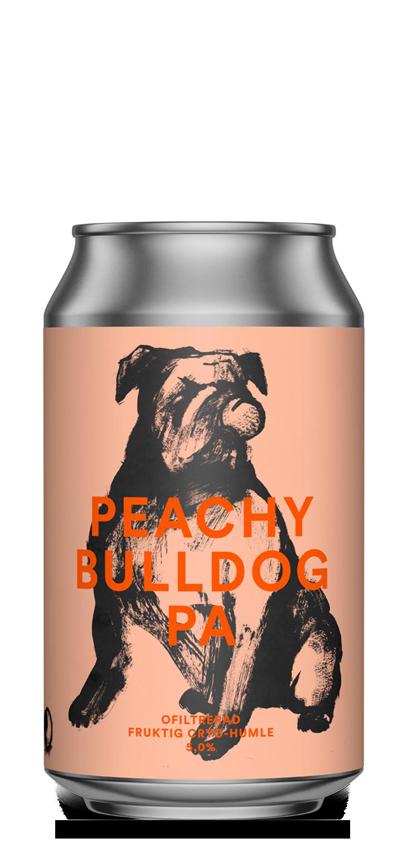 Peachy Bulldog